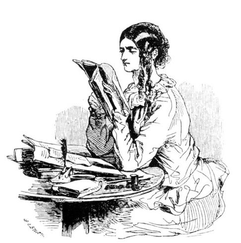 MargaretFuller_1845_asPortraitofaDistinguishedAuthoress_caricaturebySamuelE.Brown.jpg