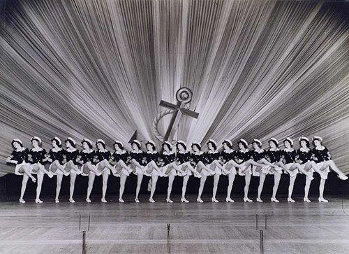 Tiller Girls line up.jpg