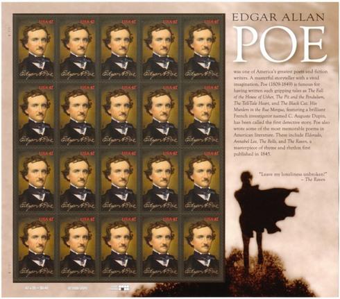 EdgarAllanPoeStamp(2009) .jpg