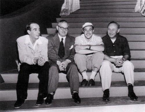IraGershwin(1950)withVincentMinnelli,GeneKelly,ArthurFreed.jpg